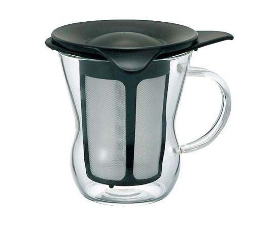Заварочная кружка для чая Hario One-Cup Tea Maker OTM-1B