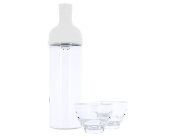 Hario FIHU-2012-PGR-EX Заварочная бутылка с пиалами, фото