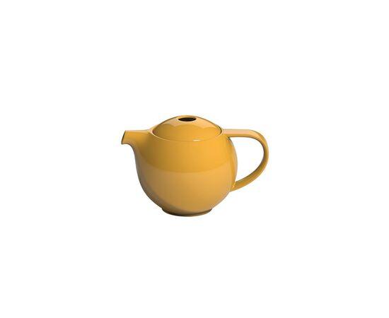 Заварочный чайник Loveramics Pro Tea 400 мл с ситечком желтный, фото